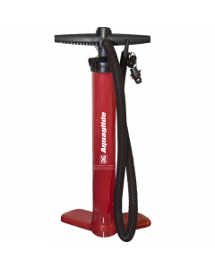 Aquaglide Double Action Pump for SUP - Red