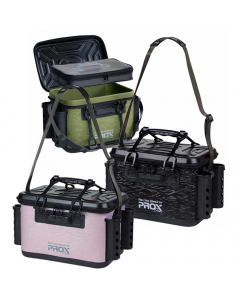 PROX EVA Tackle Bag with Rod Holder