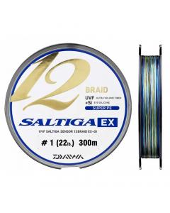 Daiwa Saltiga Sensor 12 Braid EX+Si