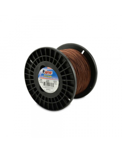 AFW 49 Strand, 7x7 Stainless Steel Shark Leader Cable 275lb | 305m - Camo