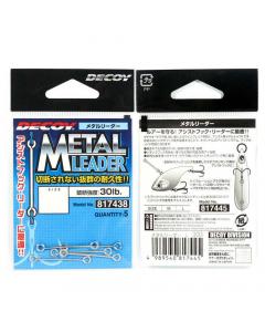 Decoy Metal Leader R-8, Pack of 5
