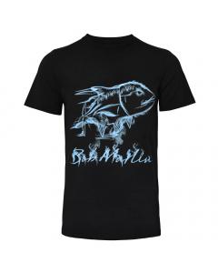 Bob Marlin Smoke GT T-Shirt - Black