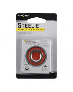 Nite Ize Steelie Magnetic Phone Socket Kit - Black