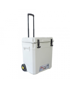 Lerpin Ice Cooler with Wheels 45L