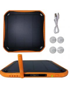 Solar Charger Power Bank 5000mAh