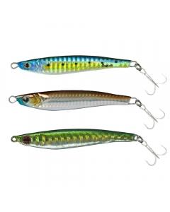 Molix King Fish Jugulo Casting Jig Set - Light - 10g (Pack of 3)