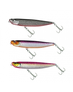 Molix King Fish Casting Lure Set WTD 10g - Light - (Pack of 3)
