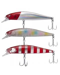 Yasi King Fish Magnet 95S Fast Sinking Lure Set 12g (Pack of 3)