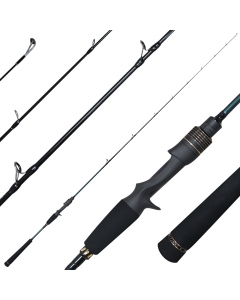 Bullzen Iguana Platinum BS Monster 6ft Overhead Jigging Rod BSPT601C/2 40-150g PE0.8-1.5
