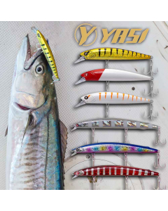 Yasi Casting Lure Combo for Kingfish 1