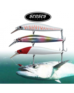 Senses Spymission 125SWR Casting Lure Combo for Kingfish