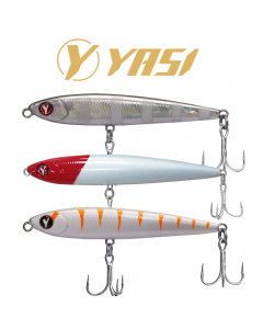 Yasi Manchoos 70S 8g Sinking Pencil - King Fish - Casting Lure (Pack of 3)