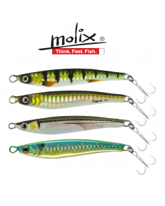 Molix Jugulo Casting 5g - Light Game - Jig (Pack of 4)