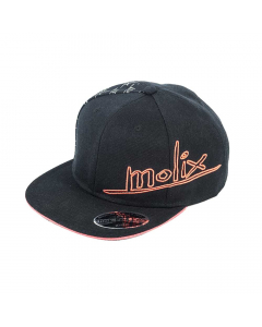 Molix Snapback Cap - Black