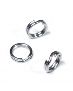 Molix Stainless Steel Split Ring (Pack of 10)
