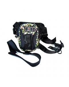 Molix Tactical Bag - Black/Camo
