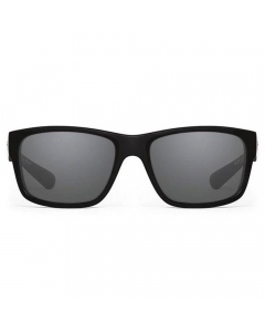 Nines Toledo TL011-P Polarized Sunglasses (Matte Black / Smoke Gray)