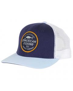 Aftco Lemonade Trucker Hat - Navy