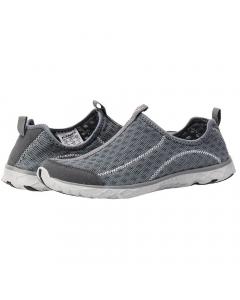 Aleader 8521M Adventure Mesh Slip On Men's Water Shoes - Dark Gray