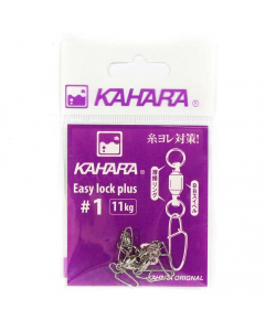 Kahara Easy Lock Plus Size#1 (Pack of 5)