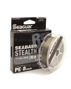 Seaguar R-18 Sea Bass Stealth 8 Braid