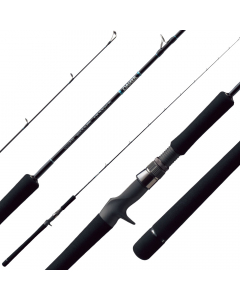 Zenaq Fokeeto FB62-Zero Whippy 6.2ft Offshore Jigging Baitcasting Rod