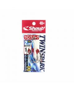 Shout Twin Spark 2cm