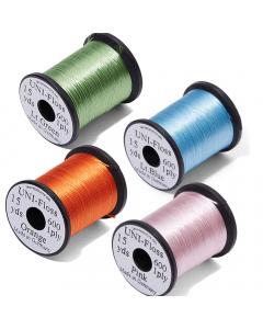 Uni Floss Rayon Fly Tying Thread 13.7m