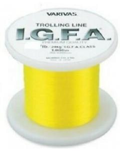 Varivas I.G.F.A Premium Quality Trolling Line 50lb 600m