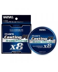 Varivas Avani Casting Shore Master x8 Braid Line 33lb 200m PE#2