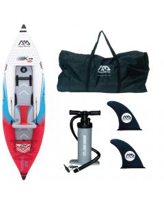 Aqua Marina Betta VT-K2 Professional Kayak 1-person, DWF Deck (Paddle Excluded)
