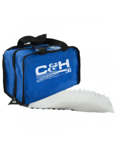 C&H King Rig Bag with 50 Rig Bags Inside - Blue