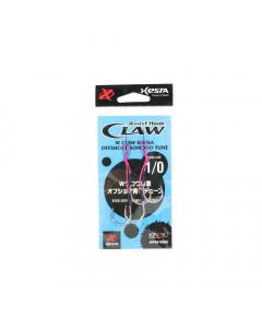 Xesta W Claw Dansa Offshore Aomono Tune #1/0