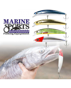 Marine Sports Big Game 130 Casting Set for King Fish (Pack of 4)