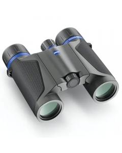 Zeiss 10x25 Terra ED Pocket Binoculars - Black/Grey